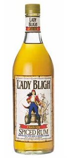 Lady Bligh Rum Spiced 1.00l